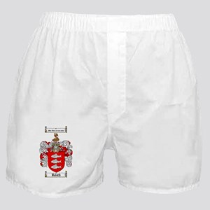Roach Coat of Arms Boxer Shorts