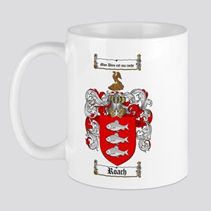 Roach Coat of Arms Mug