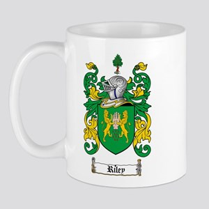 Riley Coat of Arms Mug