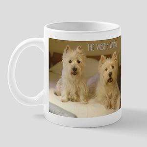 The Westie Wing Named Mug