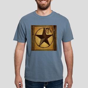 texas star horseshoe western T-Shirt