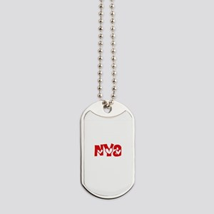 Nya Love Design Dog Tags