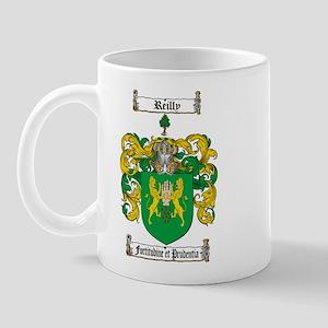 Reilly Coat of Arms Mug