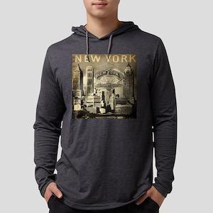 Vintage USA New York Long Sleeve T-Shirt