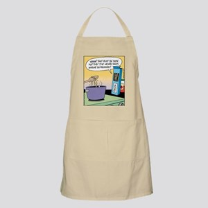 Pasta Hot Tub BBQ Apron