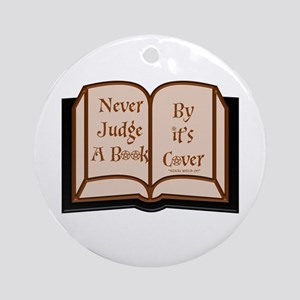 Never Judge... (Pagan/Wiccan Keepsake Round)