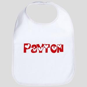 Payton Love Design Baby Bib