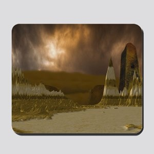 The Gates of Eternity Mousepad