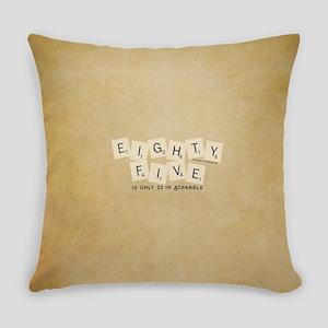 Scrabble Eighty Five Everyday Pillow