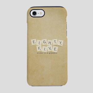 Scrabble Eighty Five iPhone 8/7 Tough Case