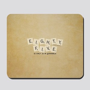 Scrabble Eighty Five Mousepad