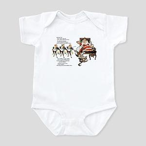 Old King Cole Infant Bodysuit