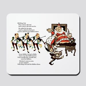 Old King Cole Mousepad