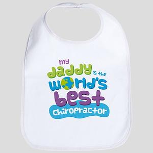 Chiropractor Gifts for Kids Baby Bib