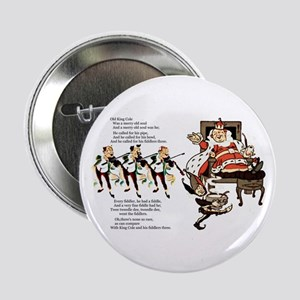 """Old King Cole 2.25"""" Button"""