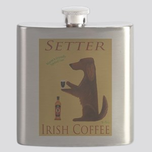 Setter Irish Coffee Flask
