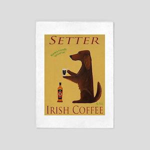 Setter Irish Coffee 5'x7'Area Rug