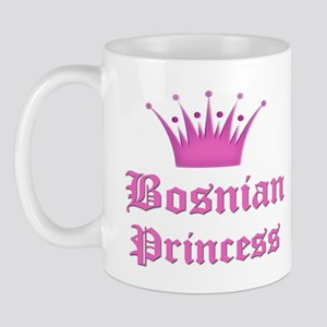 Bosnian Princess Mug