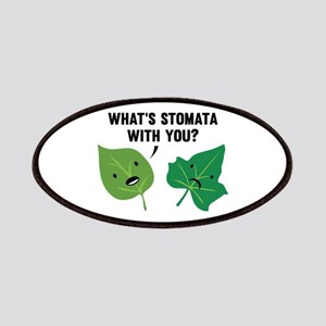Stomata Patches