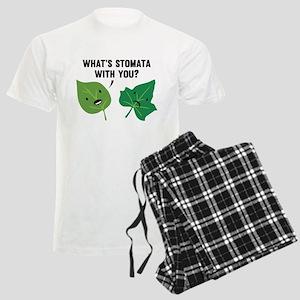 Stomata Men's Light Pajamas