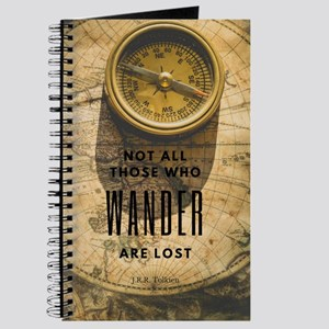 Not All Who Wander... Journal