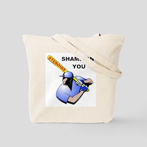 HALL OF SHAME Tote Bag