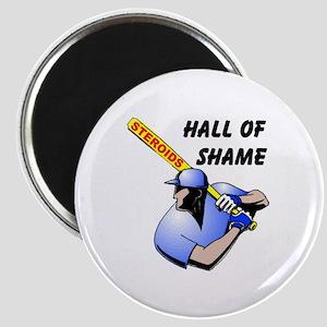 HALL OF SHAME Magnet