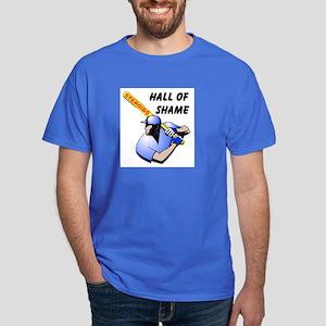 HALL OF SHAME Dark T-Shirt
