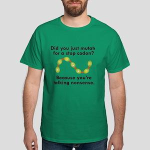 Stop Codon Dark T-Shirt
