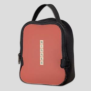 Scrabble Winner Neoprene Lunch Bag