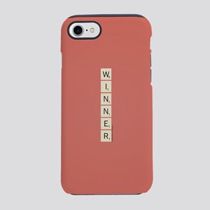 Scrabble Winner iPhone 8/7 Tough Case