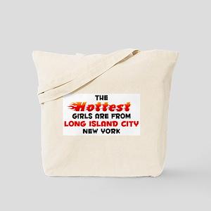 Hot Girls: Long Island , NY Tote Bag