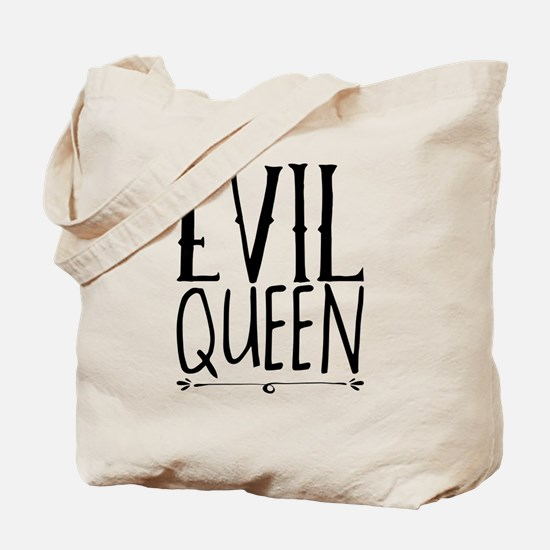 Evil queen Tote Bag