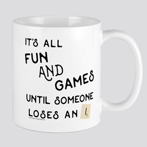 Scrabble Fun and Games 11 oz Ceramic Mug