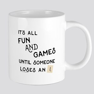 Scrabble Fun and Games 20 oz Ceramic Mega Mug