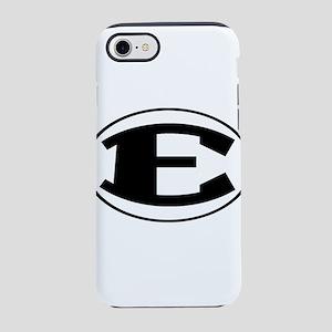 Traditional E Logo iPhone 8/7 Tough Case
