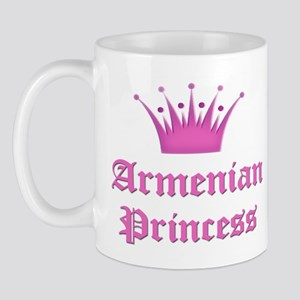 Armenian Princess Mug