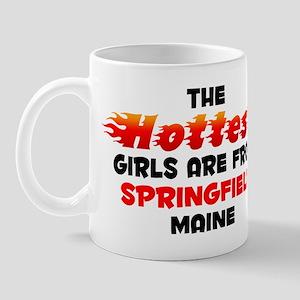 Hot Girls: Springfield, ME Mug