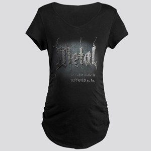 Metal Maternity T-Shirt