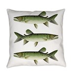 Kafue African pike Everyday Pillow