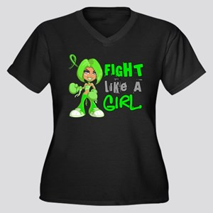 Licensed Figh Plus Size T-Shirt