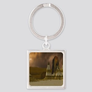 The Gates of Eternity Keychains