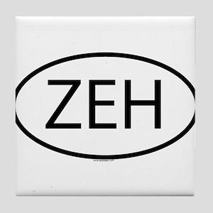 ZEH Tile Coaster