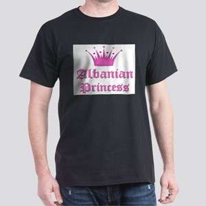 Albanian Princess Dark T-Shirt