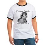 Fanny Bush Cricket Fan Ringer T