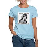 Fanny Bush's Pink Women's T-Shirt
