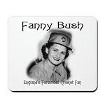 Fanny Bush Cricket Fan Mousepad