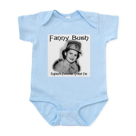 Fanny Bush Cricket Fan Infant Creeper