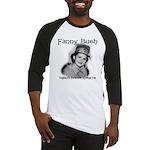 Fanny Bush Cricket Fan Baseball Jersey