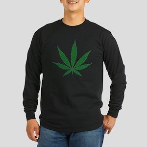 LEAF WEAR Long Sleeve Dark T-Shirt